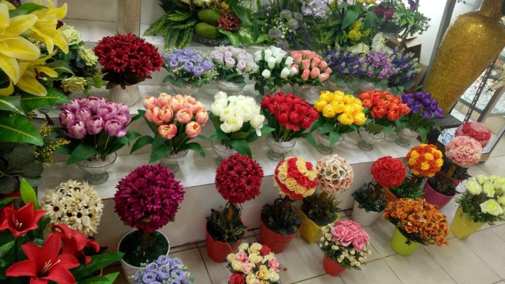 Bunga Meja Sedang 23